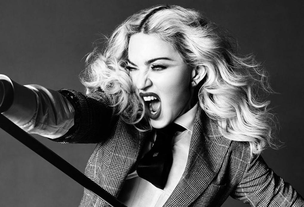 Мадонна прокляла фільм про себе від творців
