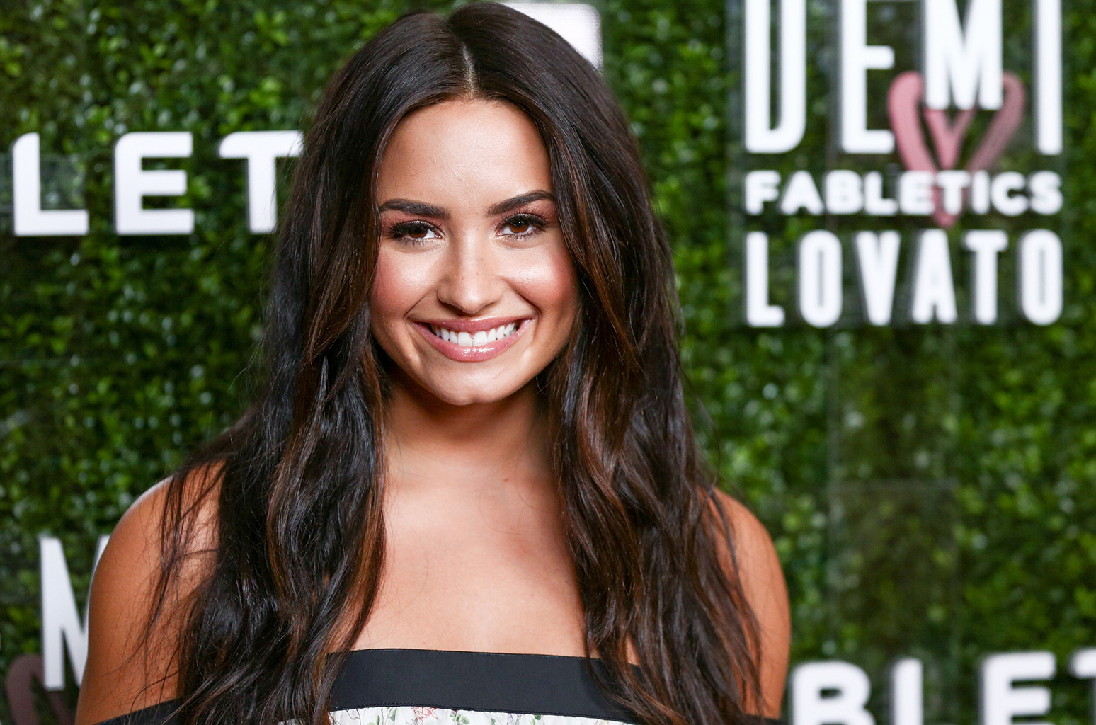 Demi Lovato Launches Fabletics Capsule Collection - Arrivals